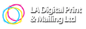 LA Digital Print and Mailing Ltd Logo